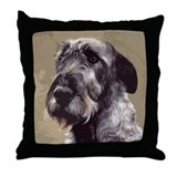 Irish Wolfhound Pillow