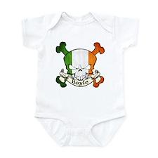 Boyle Skull Infant Bodysuit