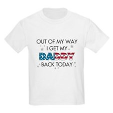 Cute Military homecoming T-Shirt