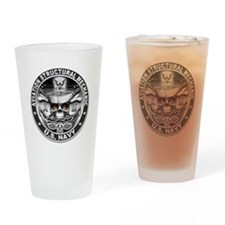 USN Aviation Structural Mecha Drinking Glass