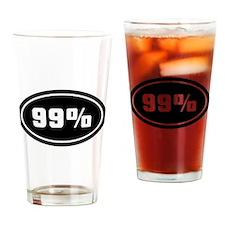 99% [o] Drinking Glass