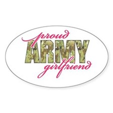 Funny Soldiers sweetheart Decal