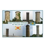 2002 Delaware Towers Postcard