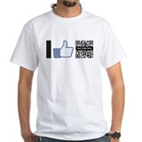 QR Custom I Like Shirt