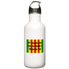 Vietnam Vet Water Bottle