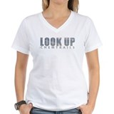 LOOK UP - Chemtrails Shirt