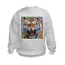 FIERCE BENGAL TIGER Sweatshirt
