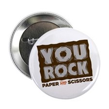 "You Rock 2.25"" Button (10 pack)"