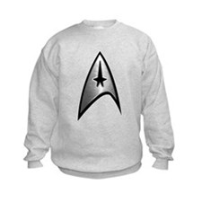 Trek Classic Silver Sweatshirt