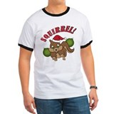 Holiday Squirrel T