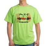 Miata MX5 Canada Green T-Shirt