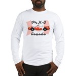 Miata MX5 Canada Long Sleeve T-Shirt