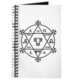 Hexagram of Solomon Note books Journal