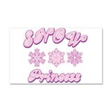 Cute Prince Car Magnet 20 x 12