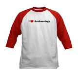 I Love Archaeology Tee