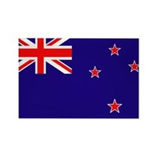 New Zealand National Flag Rectangle Magnet