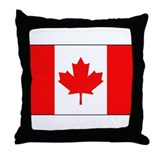 Canada Throw Pillows