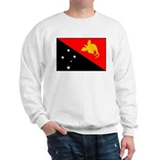 Papua New Guinean National Fl Sweatshirt