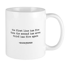 the first line has five Coffee Mug
