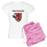 Soca Warriors Emblem pajamas