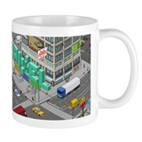 Mug - Pixel City