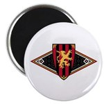 "Medieval Shield Graphic 2.25"" Magnet (100 Pk)"