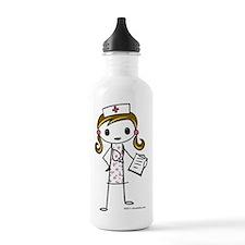 Cute Nurse Water Bottle