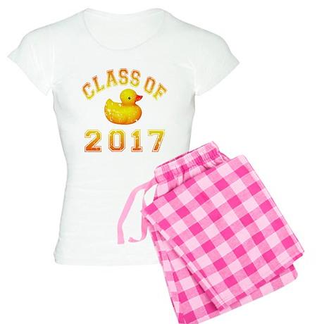 Class Of 2017 Duckie Women's Light Pajamas
