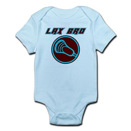 Lacrosse LaxBro Star Infant Bodysuit