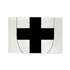 Teutonic Knights Rectangle Magnet (100 pack)