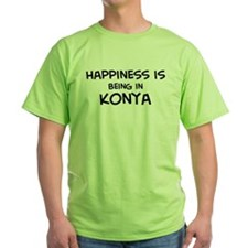 Happiness is Konya T-Shirt