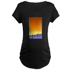 Unique Two towers T-Shirt