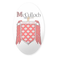 McCulloch Coat of Arms Decal