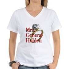 Mrs. General Holden Army Wives Shirt