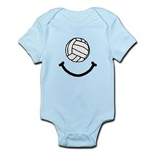 Volleyball Smile Infant Bodysuit