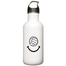 Volleyball Smile Water Bottle