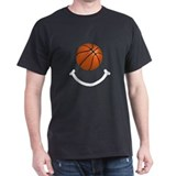Basketball Smile T-Shirt