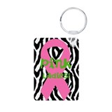 Pink Ladies Keychain