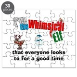 Whimsical Elf Puzzle
