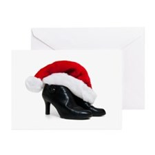 Shoe Christmas Cards (Pk of 10)