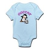 Cute Penguin Infant Bodysuit
