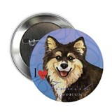"Finnish Lapphund 2.25"" Button"