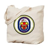 T-AH 19 USNS Mercy Tote Bag