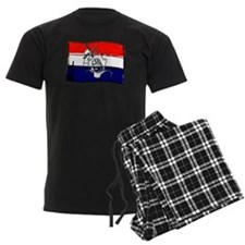 Dutch flag with sketch Pajamas