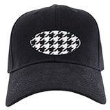 Alabama Houndstooth Baseball Hat