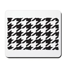 Alabama Houndstooth Mousepad