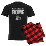No Place Like Rome (silver) Pajamas