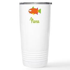 Nora is a Big Fish Travel Mug