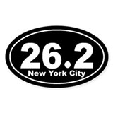 26.2 New York City Marathon s Decal