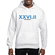 XXVI.II Philadelphia Marathon Jumper Hoody